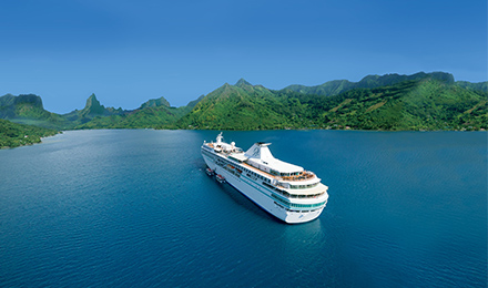 Small Ship Tropical Voyages
